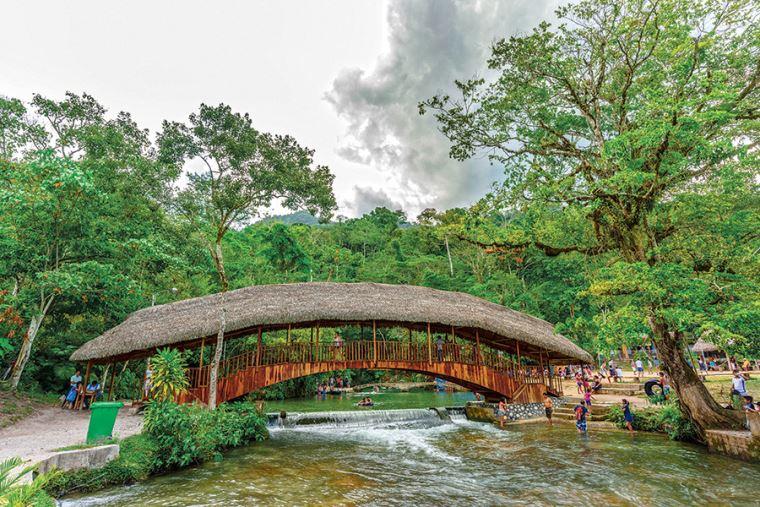 Bellos lugares de la Amazonia