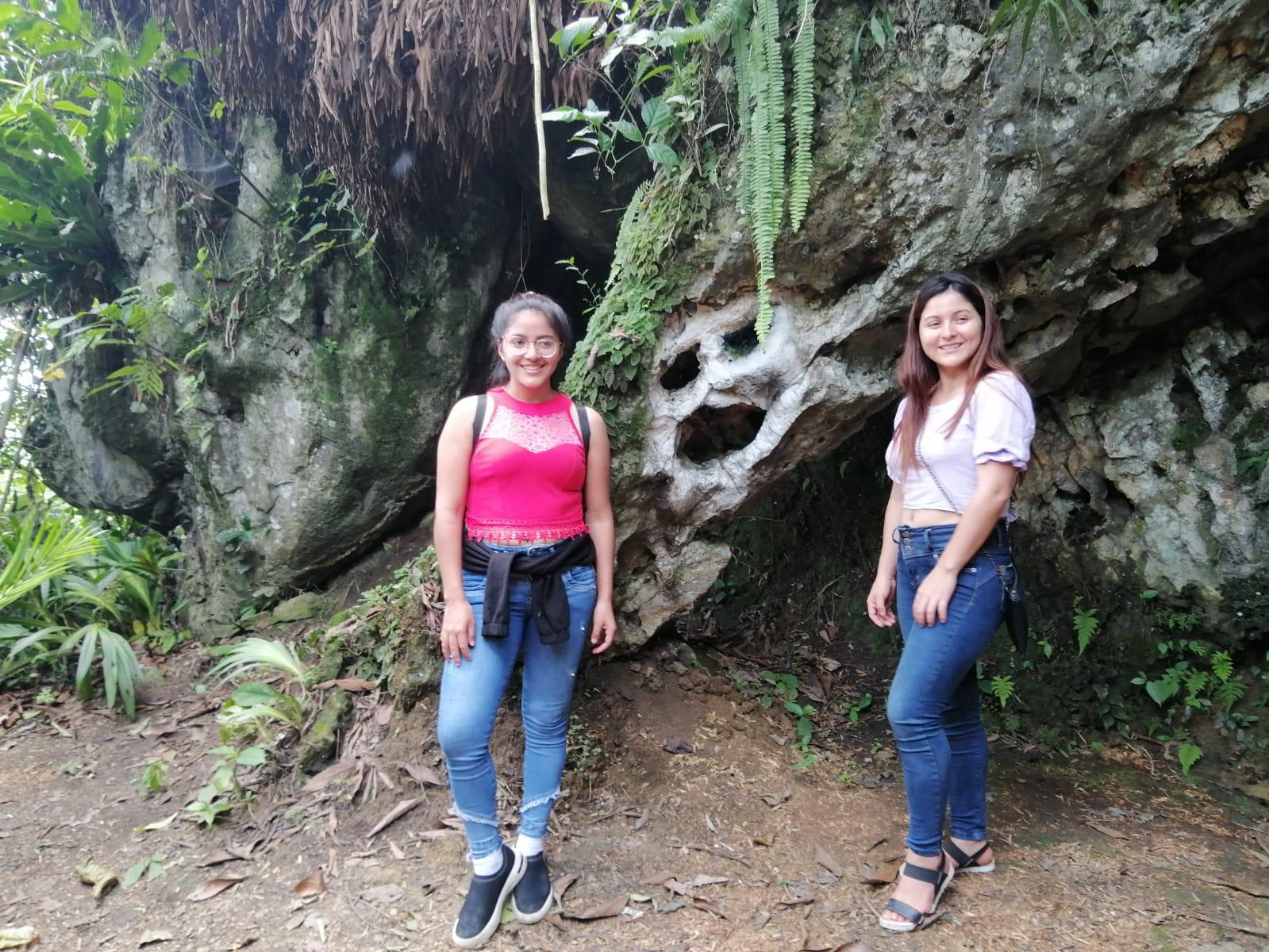 Visitantes en centros turísticos del Alto Mayo