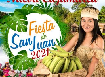 Fiesta de San Juan en Nueva Cajamarca